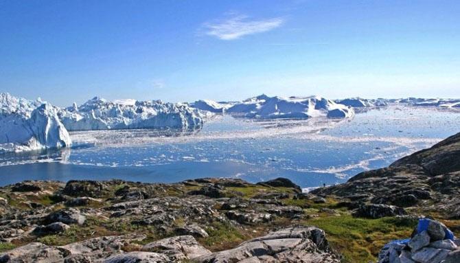 Discobugten ved Ilulissat