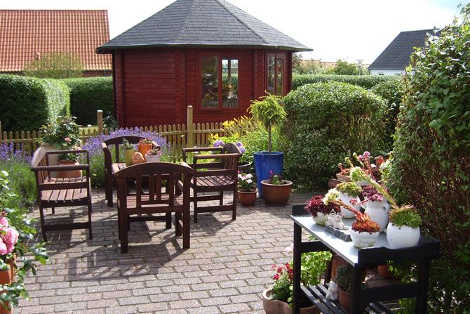 ferie i haven
