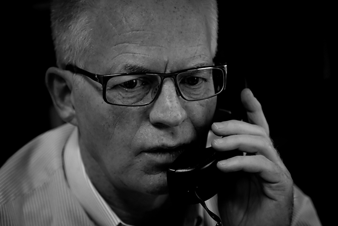 Hans Peter Kragh. Foto: Klaus Madsen