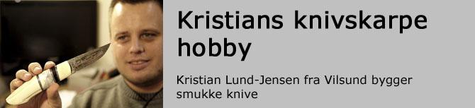 Kristian Lund-Jensen - knivmager