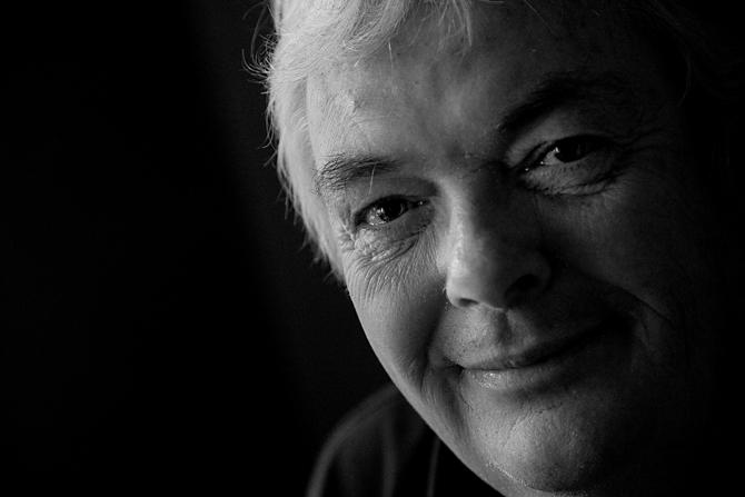 Tom Lindskog. 41 år i Sparekassen Thy, 60 år og på pension Foto: Klaus Madsen